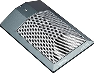 Shure BETA 91A Half-Cardioid Condenser Kick-Drum Microphone (Includes Integrated Preamplifier and Male XLR Output)
