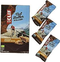 Clif Nut Filled Butter Energy Bars Vegan Friendly Chocolate Hazelnut Butter 12 x 50g Estimated Price : £ 25,22