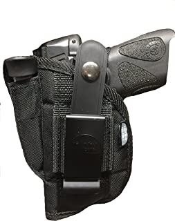 Pro-Tech Outdoors Kahr MK9 and Kahr Elite Holster for Gun with Laser