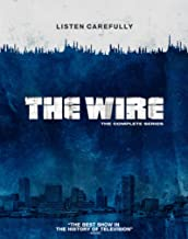 The Wire - Complete Season 1-5 Region Free