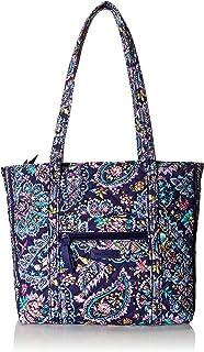 Vera Bradley Signature Cotton Small Vera Tote Bag