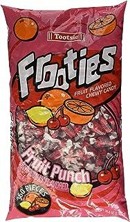 Frooties 360 Piece Bag Fruit Punch - 38.8oz