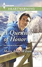 A Question of Honor: A Clean Romance (The Carsons of Wolf Lake)