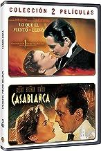 Pack Lo Que El Viento Se Llevo + Casablanca [DVD]