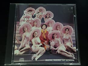 The Will Rogers Follies: A Life In Revue (1991 Original Broadway Cast) by Coleman, Cy [Music CD]