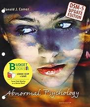 Abnormal Psychology--Dsm-V Update, 8e (Loose Leaf) &P 6 Month Psychportal Access