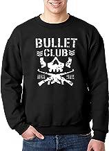New Way 786 - Crewneck Bullet Club Skull Bone Soldier Japan Pro Wrestling Unisex Pullover Sweatshirt