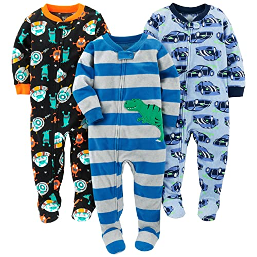 61a097bb5998 Carter s Baby Boy Pajamas  Amazon.com