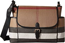 Burberry Kids Diaper Bag