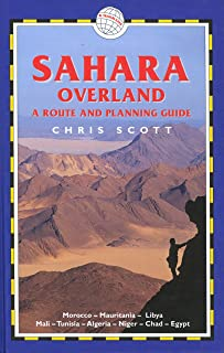 Sahara Overland, 2nd: A Route and Planning Guide (Trailblazer)