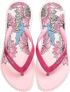 BAHAMAS Women Magenta B. Pink Flip-Flops-7 UK (40 2/3 EU) (BH0132L_MGBP0007)