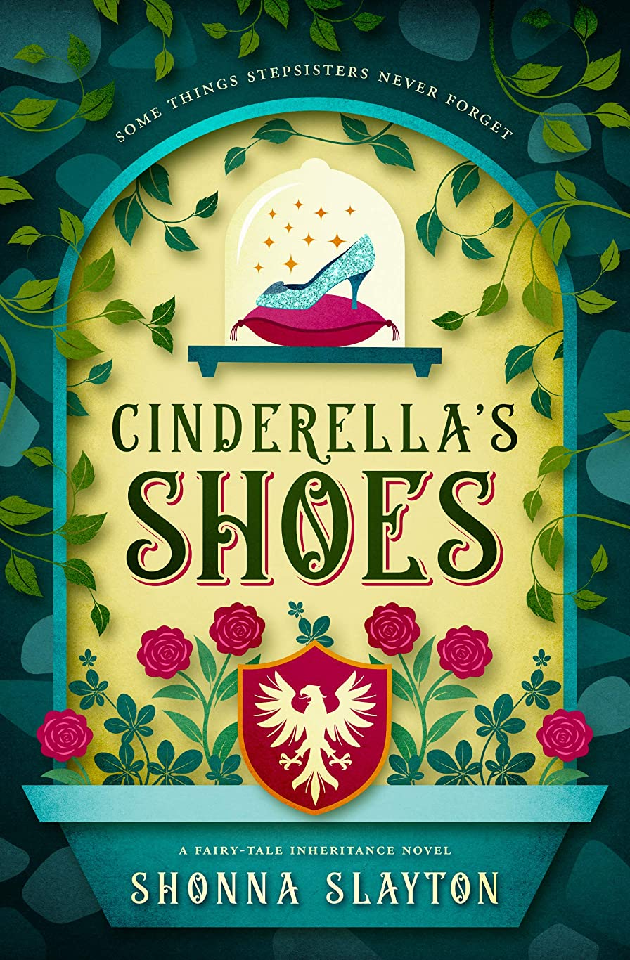 ペルセウスレンド太字Cinderella's Shoes (Fairy-tale Inheritance Series Book 2) (English Edition)