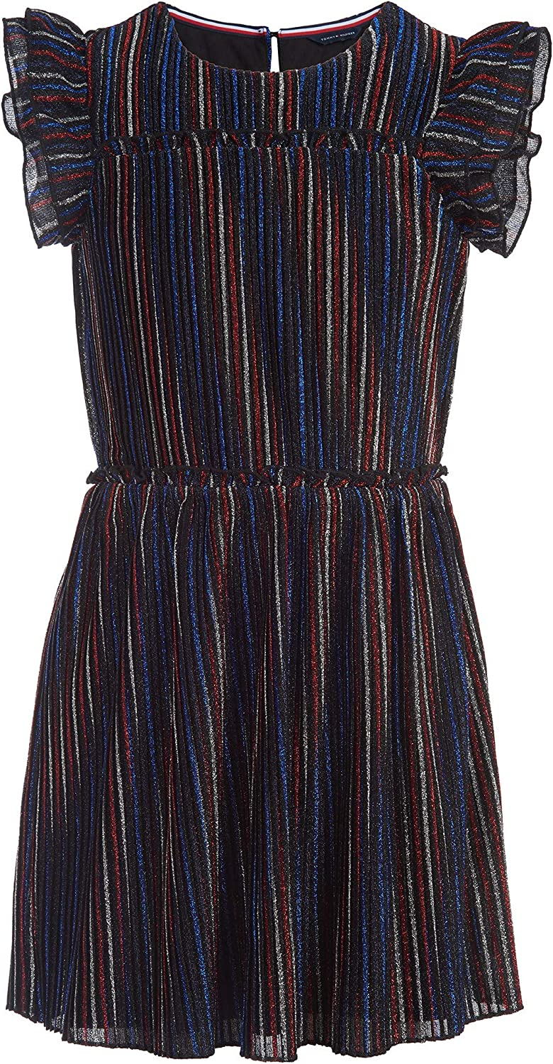 Tommy Ranking TOP3 Hilfiger Girls' Special Bargain sale Occasion Dress