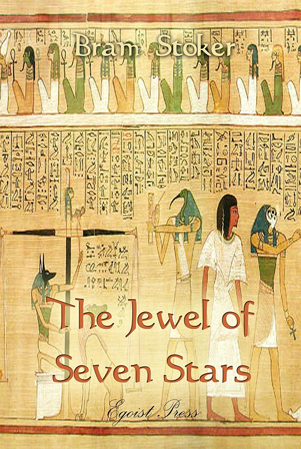 期限移植死ぬThe Jewel of Seven Stars (Timeless Classic) (English Edition)