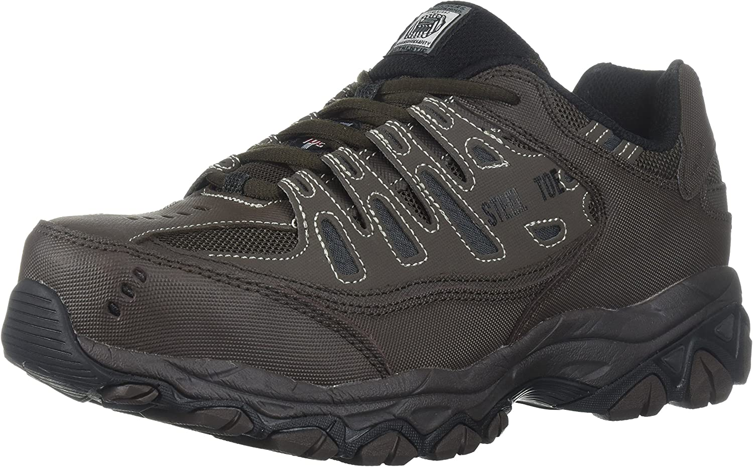 Skechers for Work Men's Cankton-U shoes