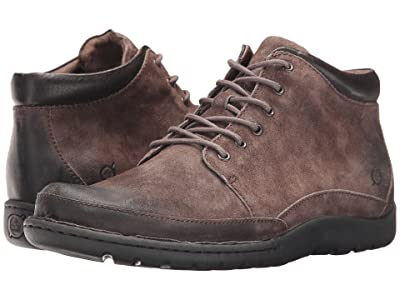 Born Nigel Boot (Grey/Grey Combo) Men