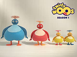 Twirlywoos Season 1