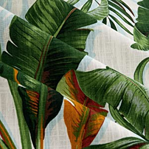 Tommy Bahama Home Dec Palmiers Fabric, Agate