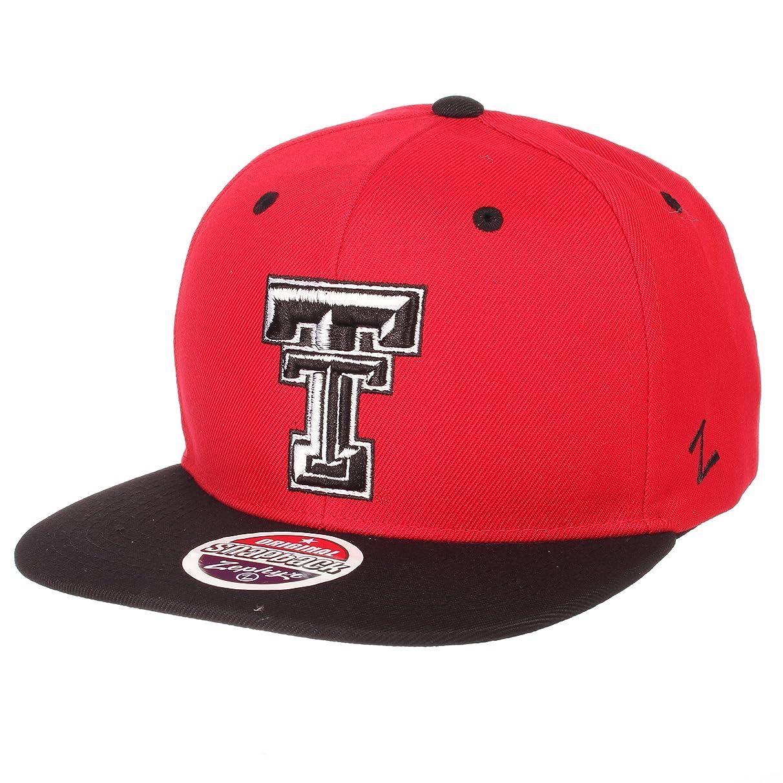 Zephyr Z11 Static NCAA Snapback Hat