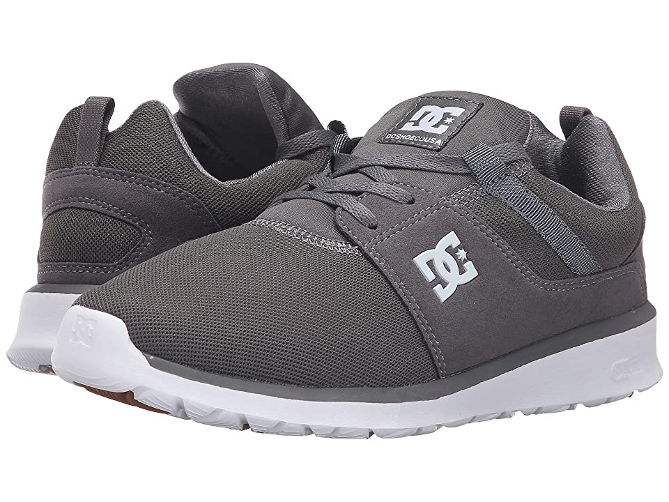 DC Heathrow (Pewter) Skate Shoes