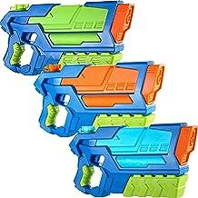 JOYIN 3 in 1 Aqua Phaser High Capacity Water Gun Super Water Soaker Blaster Squirt Toy Swimming Pool Beach Sand Water Fighting Toy