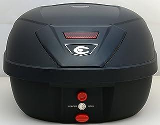クーケース(coocase) リアボックス S40 アーバン 40ℓ BASIC 無塗装 CC70000