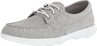 Skechers Women's Go Walk Lite-15433 Boat Shoe