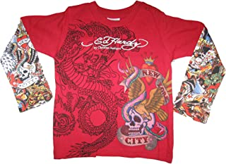 91ad486908b1 Amazon.com  Ed Hardy - Kids   Baby  Clothing