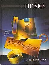 Physics 4th Edition Volume 1