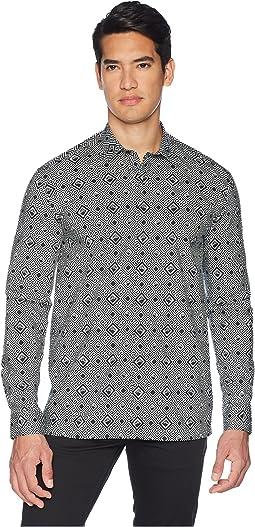 Medusa Geo Print Shirt
