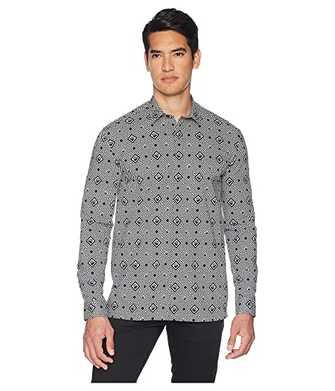 Versace Print Shirt Collection Medusa Geo wqw6a0Z
