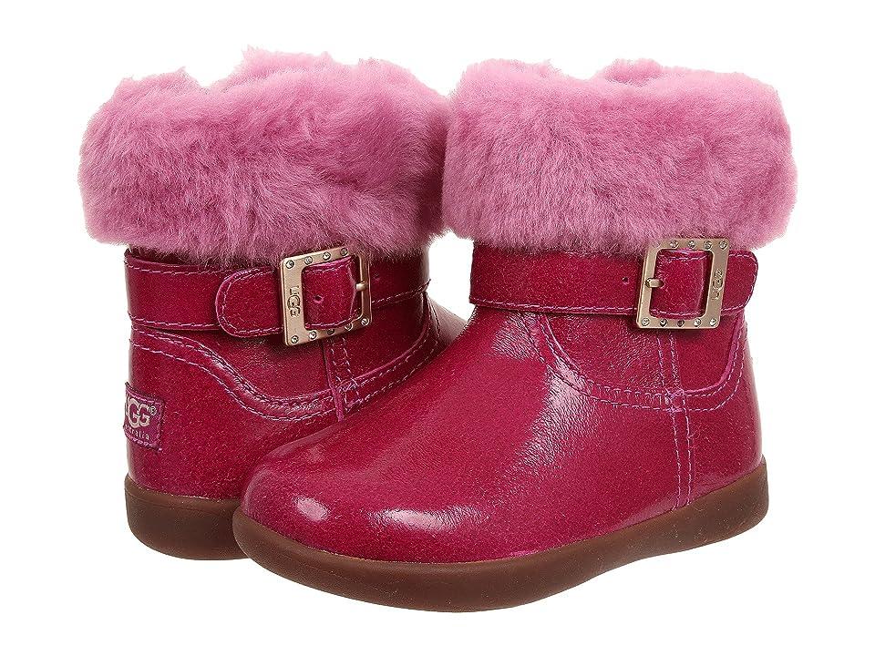 UGG Kids Gemma (Toddler/Little Kid) (Victorian Pink) Girls Shoes