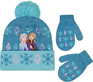 Girl Winter Hat Set