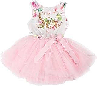 Grace & Lucille Sleeveless Children's Dress