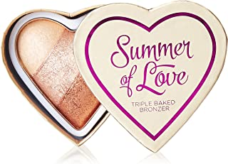 MAKEUP REVOLUTION Heart Bronzer Hot Summer of Love