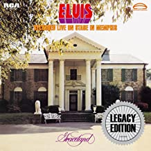 Elvis Recorded Live on Stage in Memphis Legacy Edition