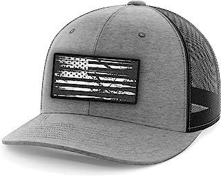 Tactical Pro Supply American Flag Flexfit Hat