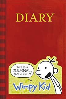 Diary of a Wimpy Kid Book Journal