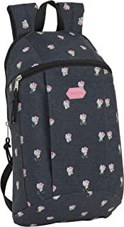 Mini Mochila Uso Diario de Hello Kitty Happiness, 220x100x390mm
