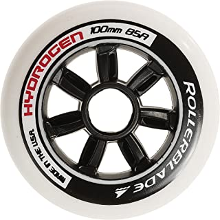 Rollerblade Hydrogen 100mm 85A Wheels,  8 Pack