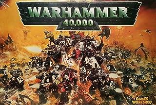 Warhammer 40,000: 3rd Edition Boxed Set (WH40K 40K Games Workshop Citadel Horus Heresy Eldar Space Marines)
