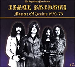 Masters of Reality 1970-75 the Legendary Broadcasts Box
