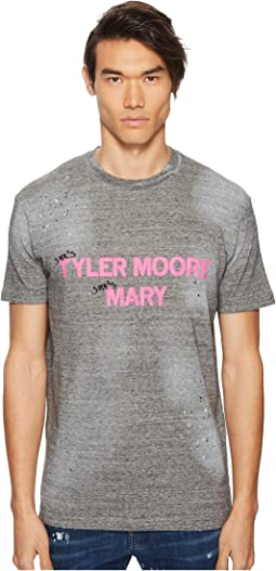 DSQUARED2 - Tyler Moore Mary T-Shirt