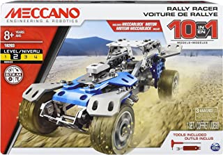 Best meccano rally racer 10 in 1 instructions Reviews