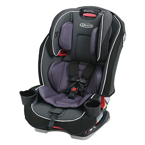 Graco SlimFit 3 in 1 Convertible Car Seat   Infant to Toddler Car Seat, Saves Space in your Back Seat, Annabelle