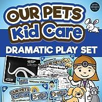 Dramatic Play Veterinarian Office - Vet - Preschool and Kindergarten
