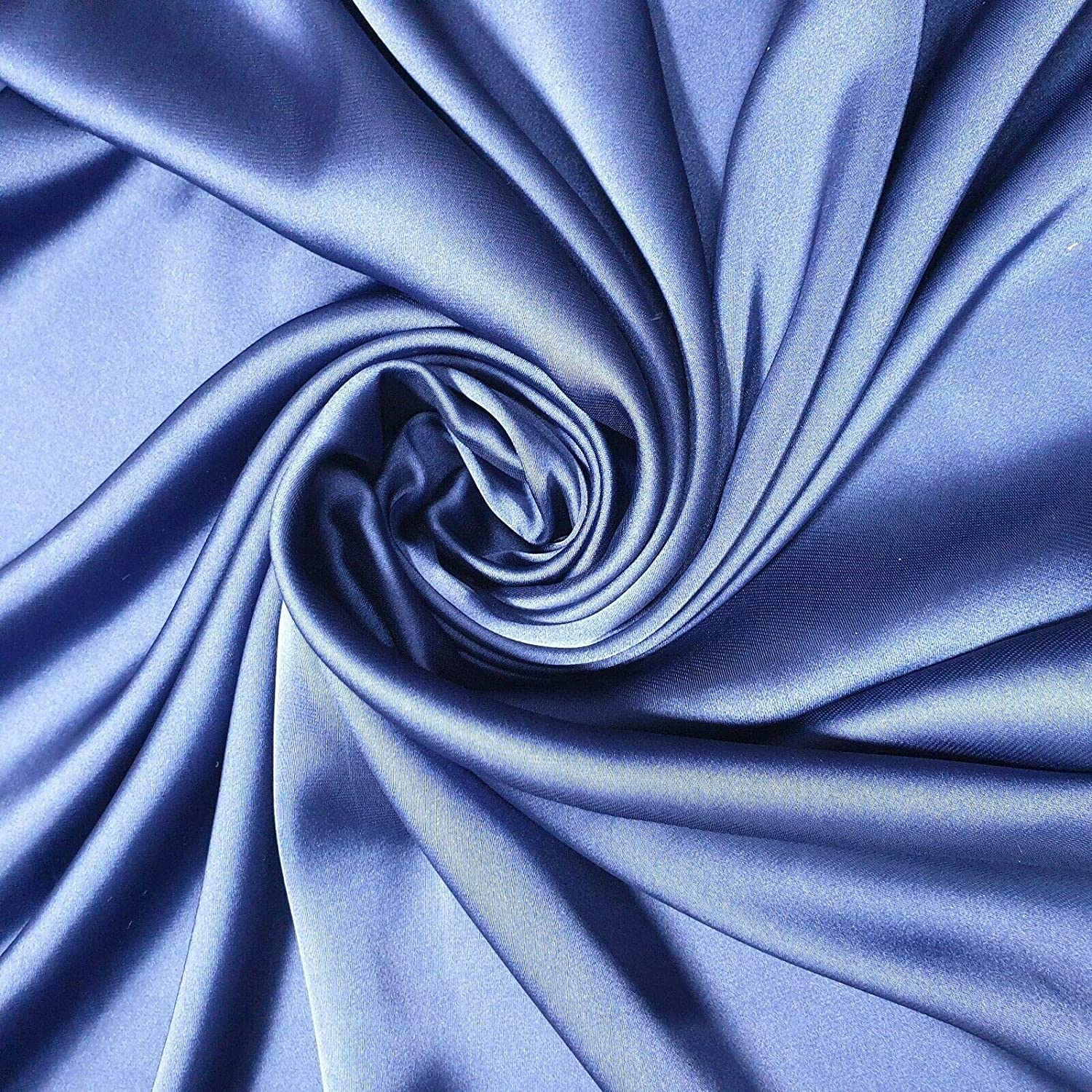 guaranteed Textile Station BBR Silky Charmeuse Lightweight Satin ...