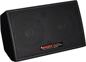"""Nady PM-200A Powered Personal Stage Monitor – 150W RMS – XLR and ¼"""" inputs, line / speaker / headphones outputs"""