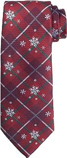 KissTies Christmas Tie Holiday Season Necktie + Gift Box