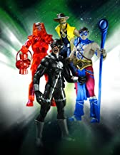 Blackest Night Series 8 by DC Direct - Set of 4